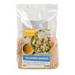 PUUR Rineke Volkoren Quinoa, 100% NL