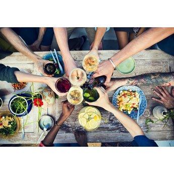 Rineke Dijkinga Dinner lecture op 31-05-2019   Eet je darmen gezond