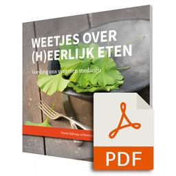Weetjes over (h)eerlijk eten - Rineke Dijkinga (E-Book)