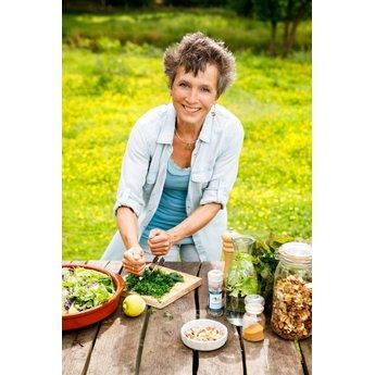 Rineke Dijkinga Wandel-lezing + lunch op 22-9-2019 | Eet je darmen gezond!