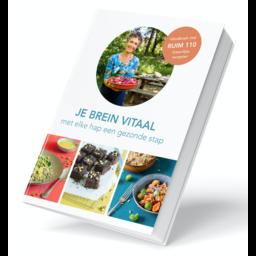 Rineke Dijkinga 5 HEERLIJKE PRODUCTEN + Je brein vitaal - Met elke hap een gezonde stap