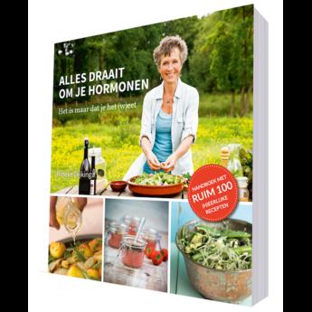Rineke Dijkinga  Alles draait om je hormonen / Actie 9-de druk