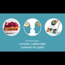 Boekpresentatie + Lunch | 6 februari 2021