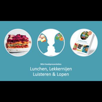 Boekpresentatie + Lunch   6 februari 2021