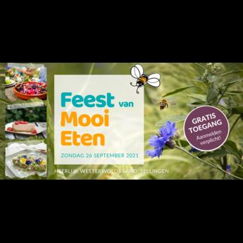 Rineke Dijkinga FEEST VAN MOOI ETEN   26-09-2021