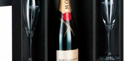 Geef je klanten een luxe relatiegeschenk en verras ze met een mooie champagne giftbox