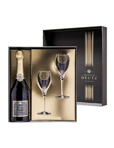 Deutz Champagne Brut Giftbox 75CL
