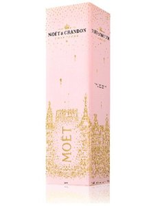 Moët & Chandon End of Year Bottle Rosé in Giftbox 2018/19 75CL