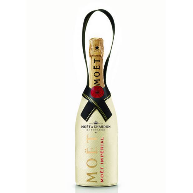 Moët & Chandon Moët & Chandon Impérial Brut Diamond / Gouden Sleeve Champagne 75CL
