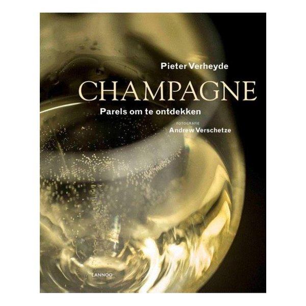 Uitgeverij Lannoo Champagne van Pieter Verheyde