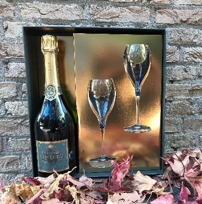 Champagne giftset Deutz