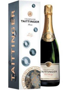 Taittinger Brut Cuvée Prestige 75CL in Giftbox