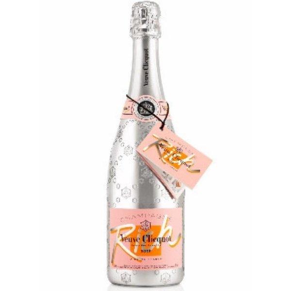 Veuve Clicquot Ponsardin Rich Rosé 75CL