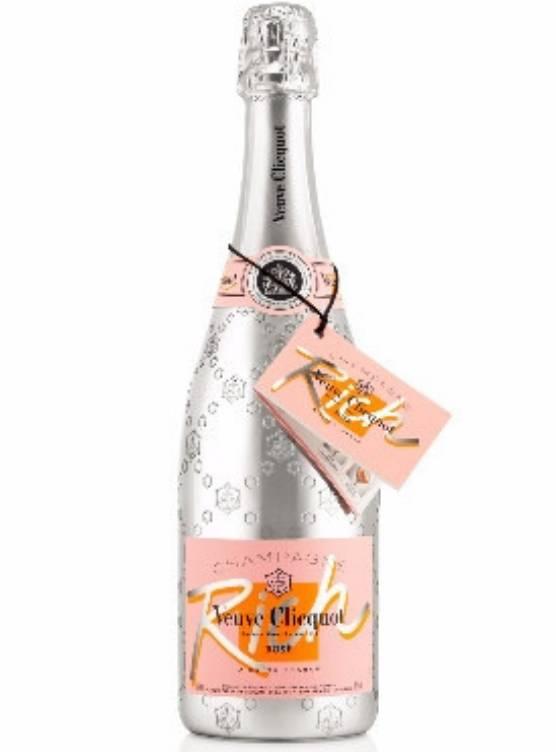 Veuve Clicquot Ponsardin Veuve Clicquot Ponsardin Rich Rosé 75CL