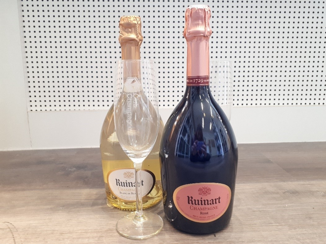 Ruinart; alles over dit champagnehuis!