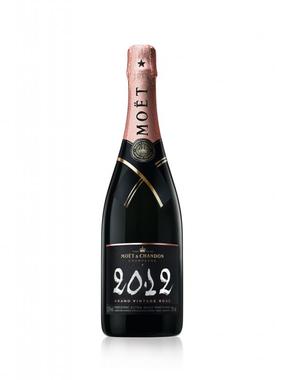 Moët & Chandon Grand Vintage Rosé 2012 Chalk 75CL