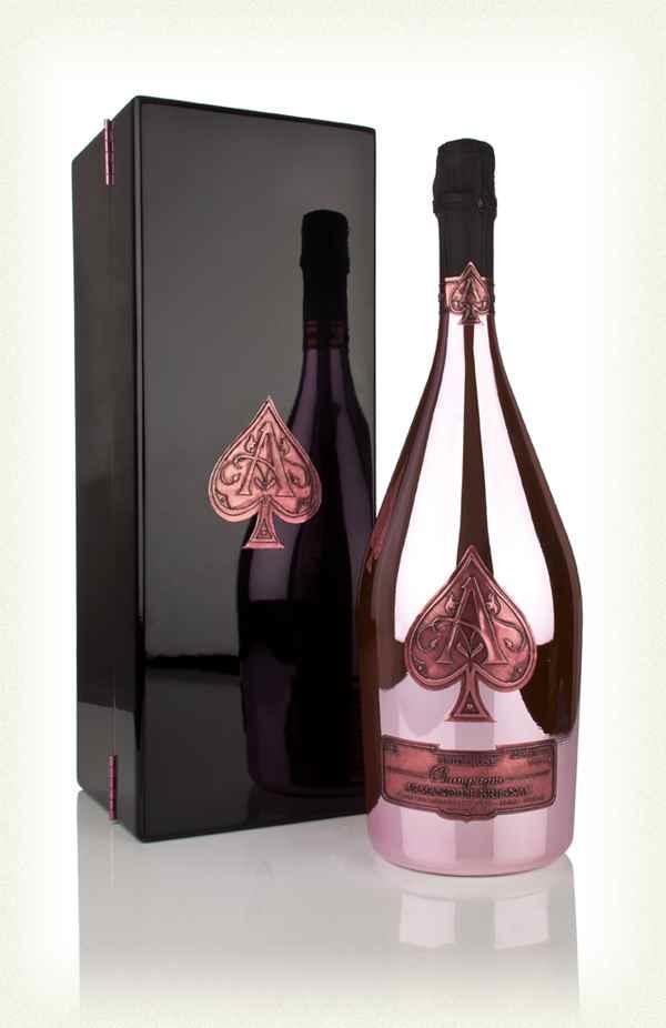 Armand de Brignac Armand de Brignac Ace of Spades Champagne Rosé Magnum 1,5L