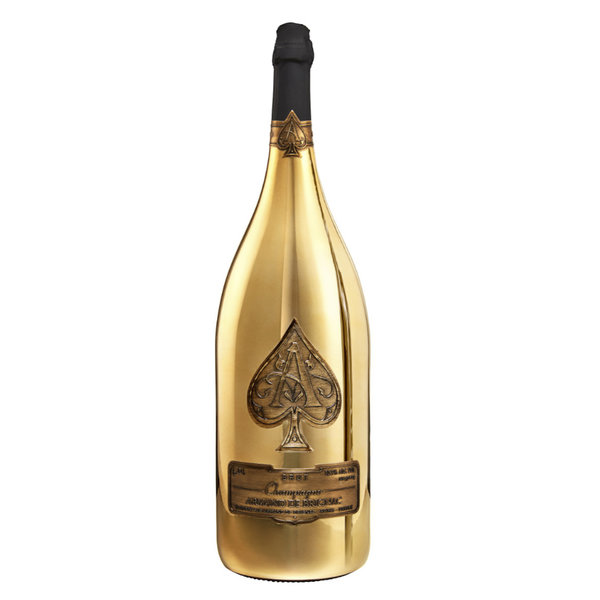 Armand de Brignac Ace of Spades Champagne Brut Gold Methusalem 6L