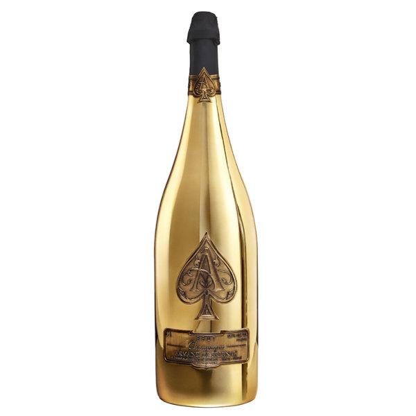Armand de Brignac Ace of Spades Champagne Brut Gold Rehoboam 4,5L