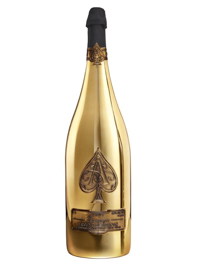 Armand de Brignac Armand de Brignac Ace of Spades Champagne Brut Gold Rehoboam 4,5L