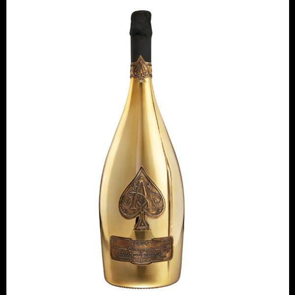 Armand de Brignac Ace of Spades Champagne Brut Gold Jeroboam  3L