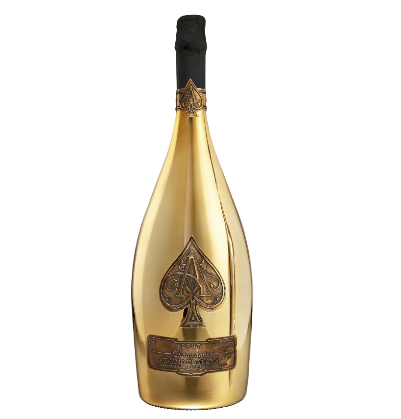 Armand de Brignac Armand de Brignac Ace of Spades Champagne Brut Gold Jeroboam  3L