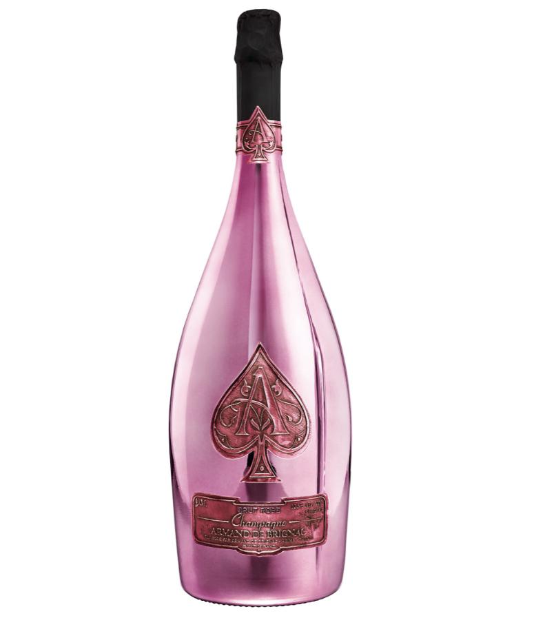 Armand de Brignac Armand de Brignac Ace of Spades Champagne Rosé  Jeroboam 3L