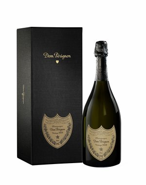 Dom Pérignon 2008 in giftbox 75cl
