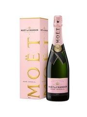 Moët & Chandon Rosé Impérial in giftbox 75CL