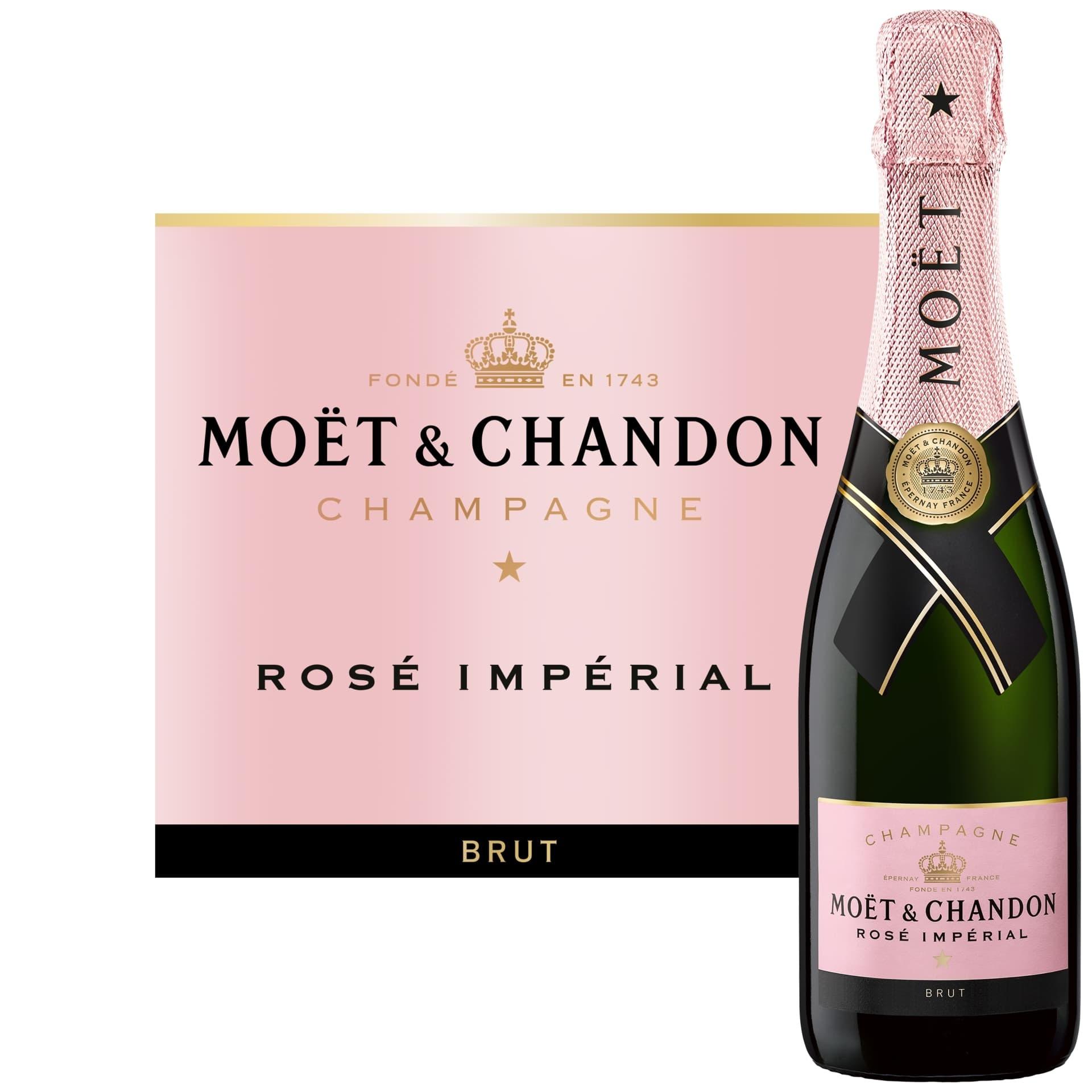 Moët & Chandon Moët & Chandon Brut Rosé 37,5CL