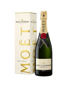 Moët & Chandon Impérial Brut in giftbox 75CL