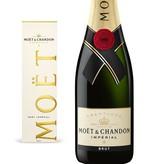 Moët & Chandon Moët & Chandon Brut Imperial in giftbox 37,5CL (Eindejaarsgeschenk Tip)
