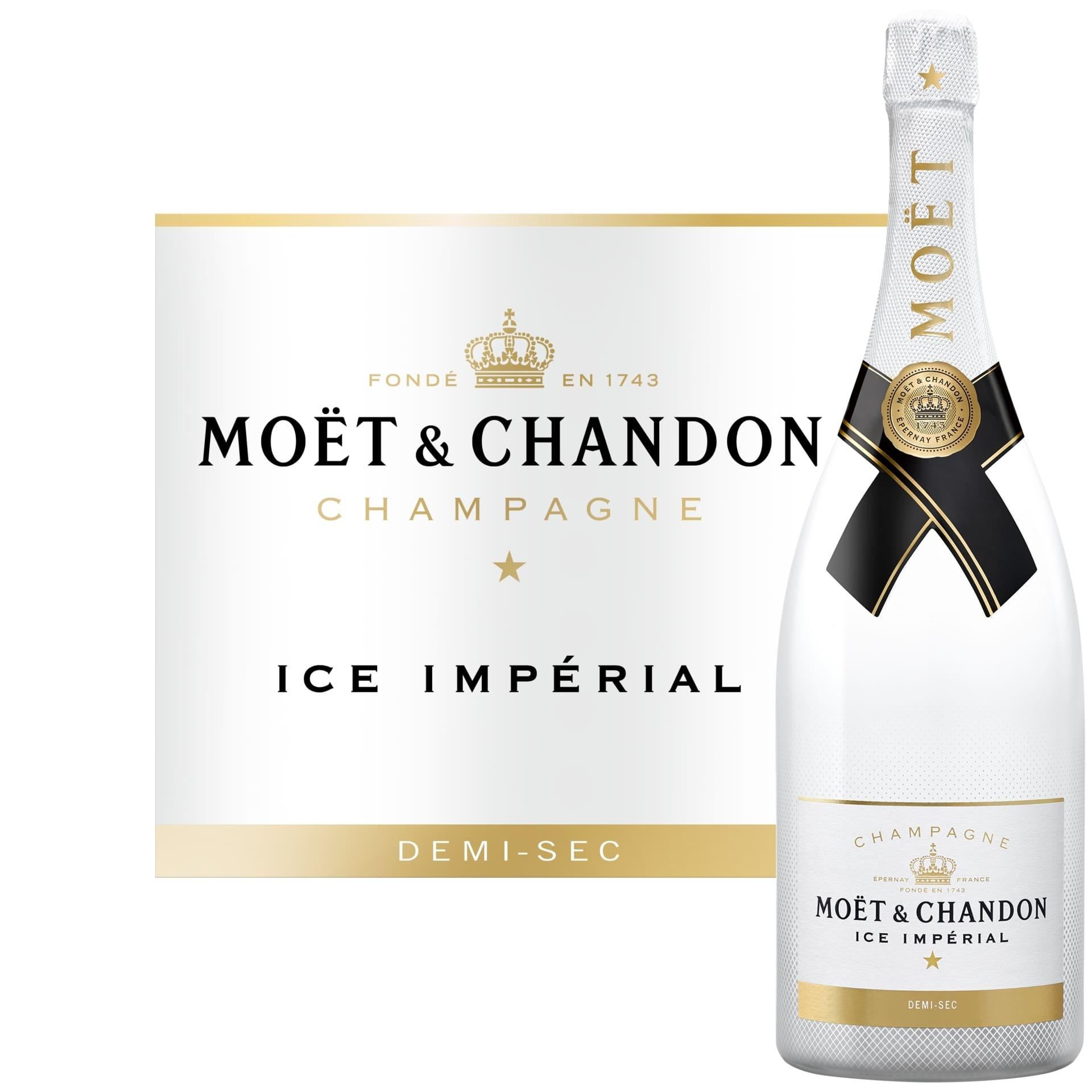 Moët & Chandon Moët & Chandon Ice Impérial Magnum Champagne 150CL