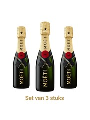 Moët & Chandon Impérial Brut Piccolo set 3x20CL