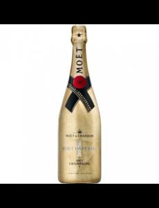 Moët & Chandon Brut 75cl Golden Impérial 150th Anniversary - Limited Edition