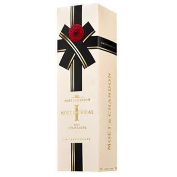 Moët & Chandon Moët & Chandon Brut 75cl in 150 Anniversary giftbox