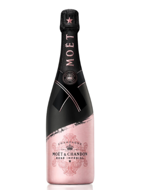 Moët & Chandon Moët & Chandon Rosé 70CL Valentine Edition
