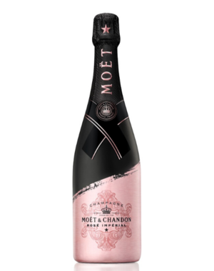 Moët & Chandon Rosé 75CL Valentine Edition