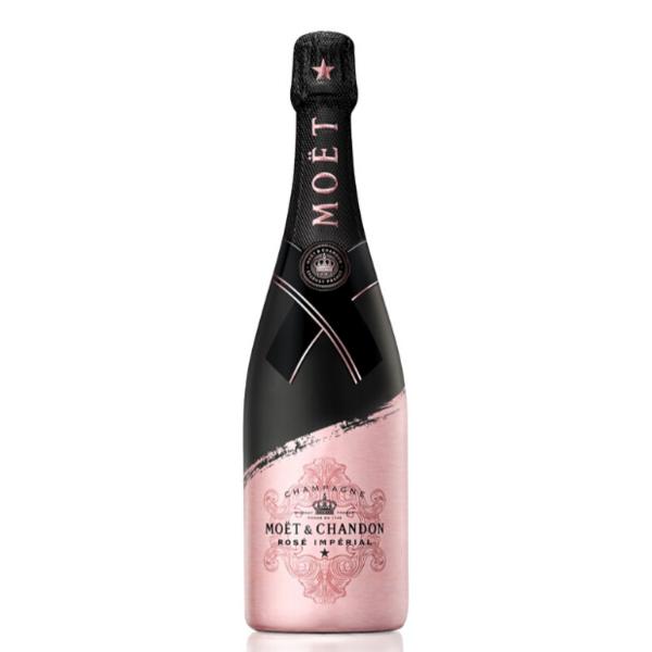 Moët & Chandon Rosé 75CL Valentine Edition