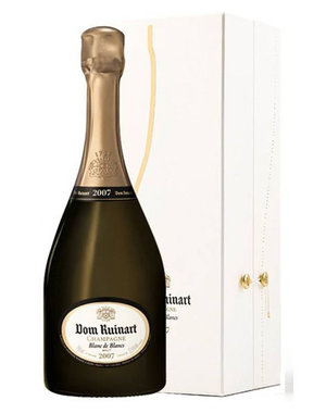 Ruinart Dom Ruinart Blanc 2007 in giftbox 75CL