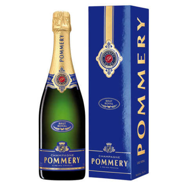 Pommery Brut Royal 75CL in Giftbox