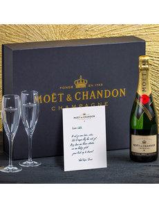 Moët & Chandon Impérial Brut Champagne Cadeau Geschenkbox 75CL