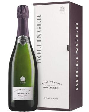 Bollinger La Grande Annee Rose 2007  In giftbox 75CL