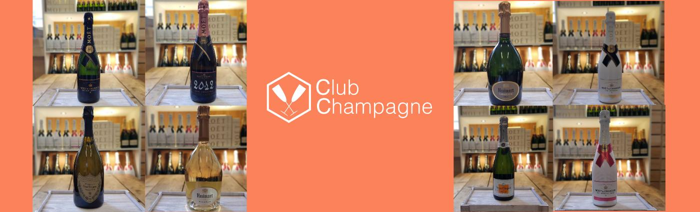 champagne slijterij