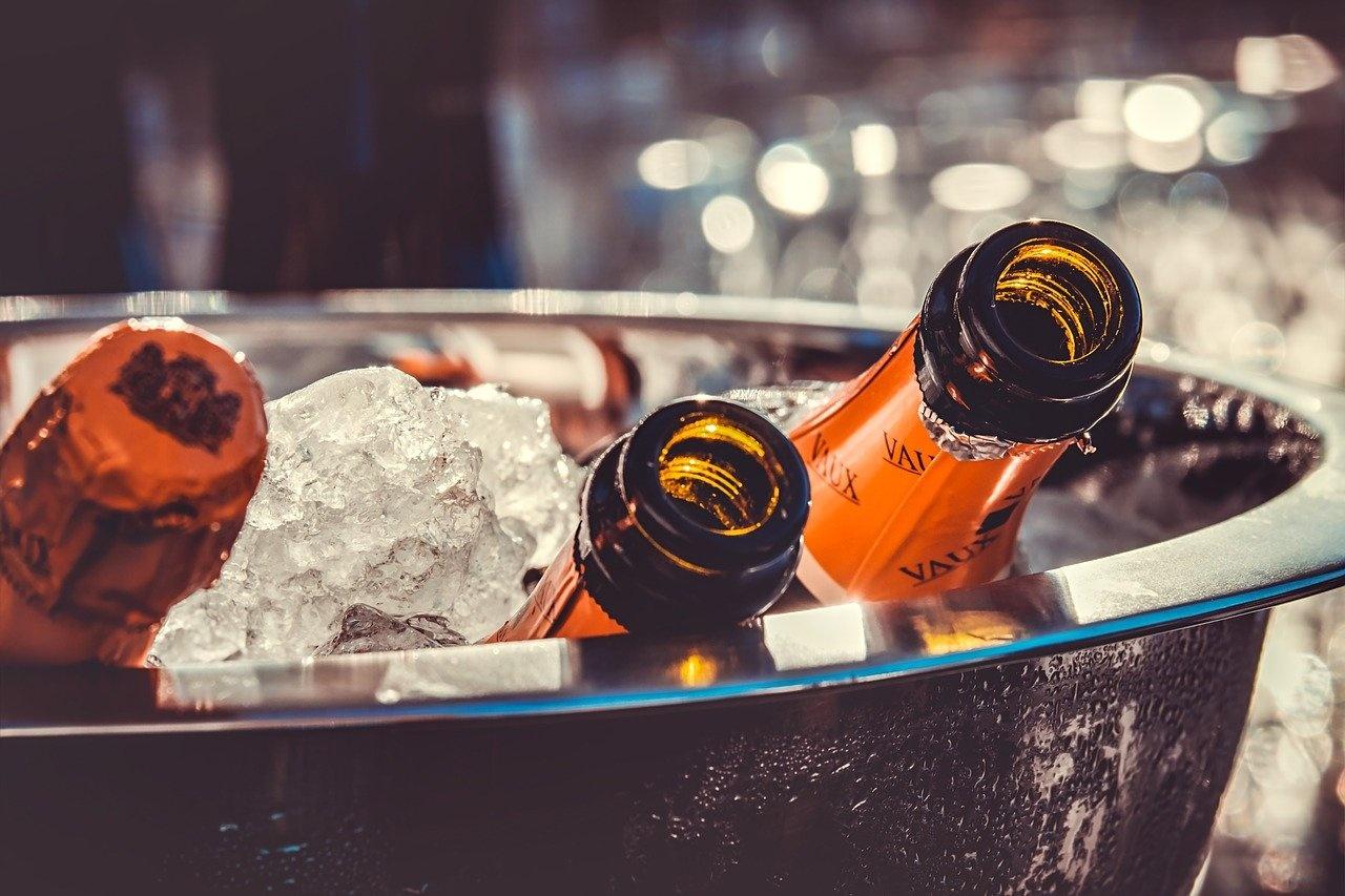 De 4 populairste champagnes van 2020 voor je op een rij