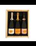 Veuve Clicquot Ponsardin proeverij set - Veuve Clicquot