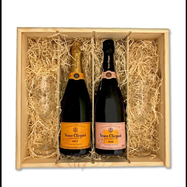 Veuve Clicquot  geschenk set - Veuve Clicquot