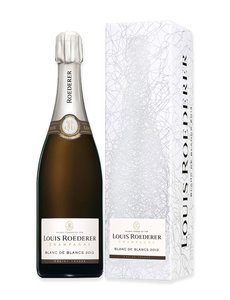Louis Roederer Blanc de Blancs 75CL in Giftbox