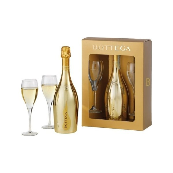 Bottega Glamour Prosecco Gold Box