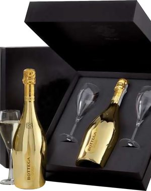 Bottega Prosecco Gold Black Box